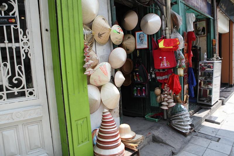 IMG_8125ベトナム旅行・ハノイにて