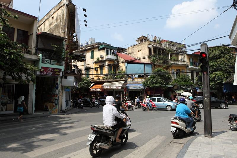 IMG_8126ベトナム旅行・ハノイにて