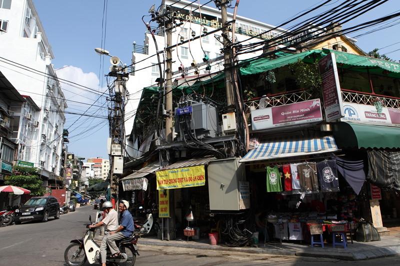 IMG_8175ベトナム旅行・ハノイにて
