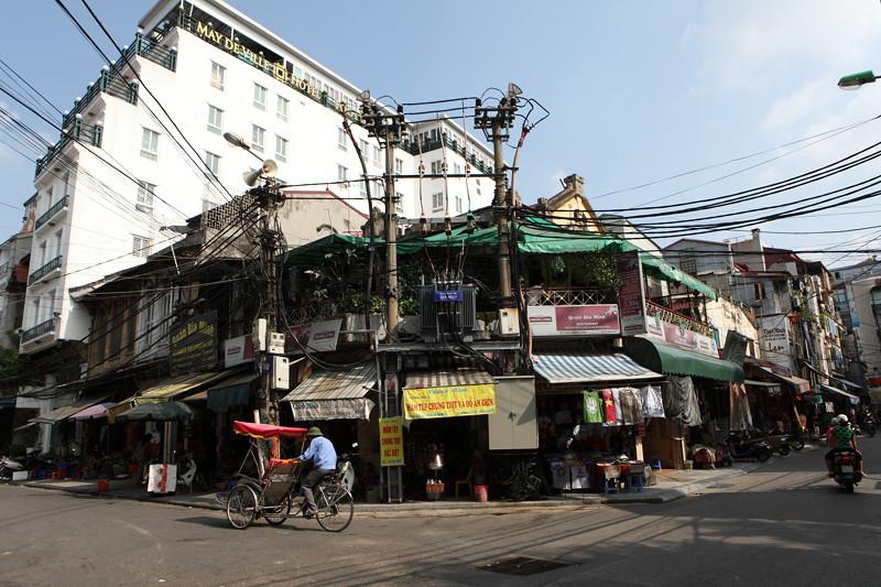 IMG_8177ベトナム旅行・ハノイにて