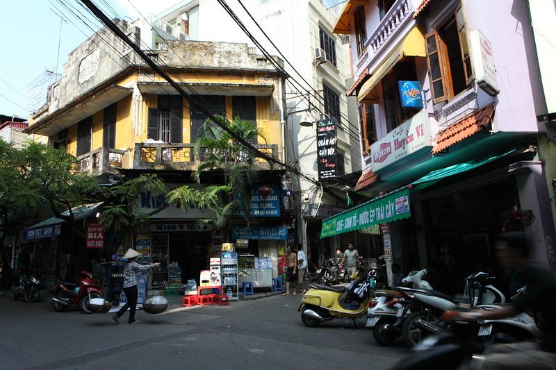 IMG_8180ベトナム旅行・ハノイにて