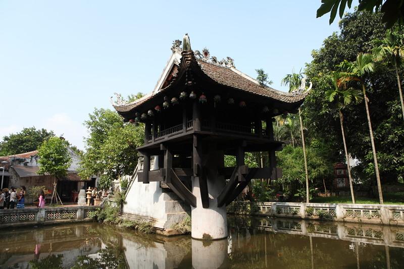 IMG_8272ベトナム旅行・ハノイにて