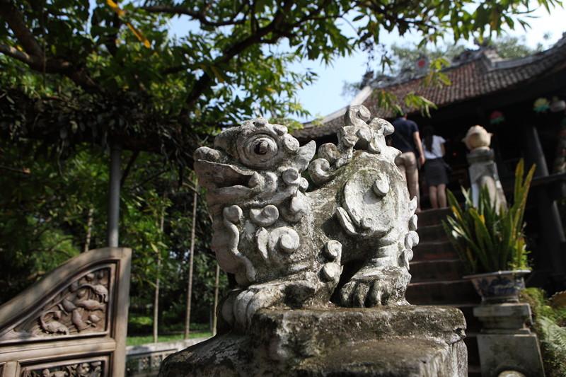 IMG_8278ベトナム旅行・ハノイにて