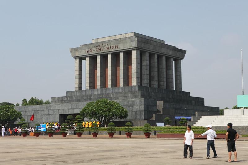IMG_8287ベトナム旅行・ハノイにて