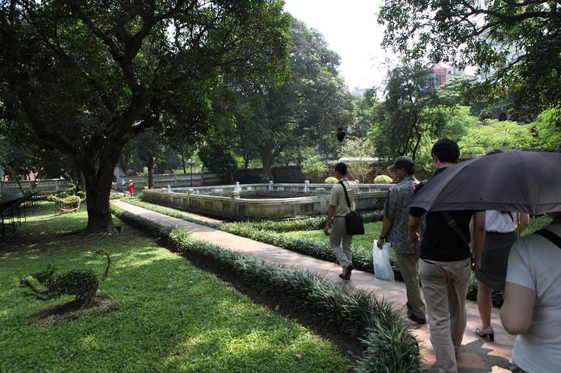 IMG_8299ベトナム旅行・ハノイにて
