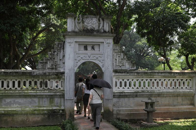 IMG_8305ベトナム旅行・ハノイにて