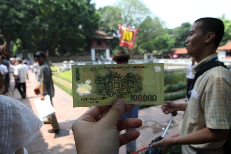 IMG_8315ベトナム旅行・ハノイにて