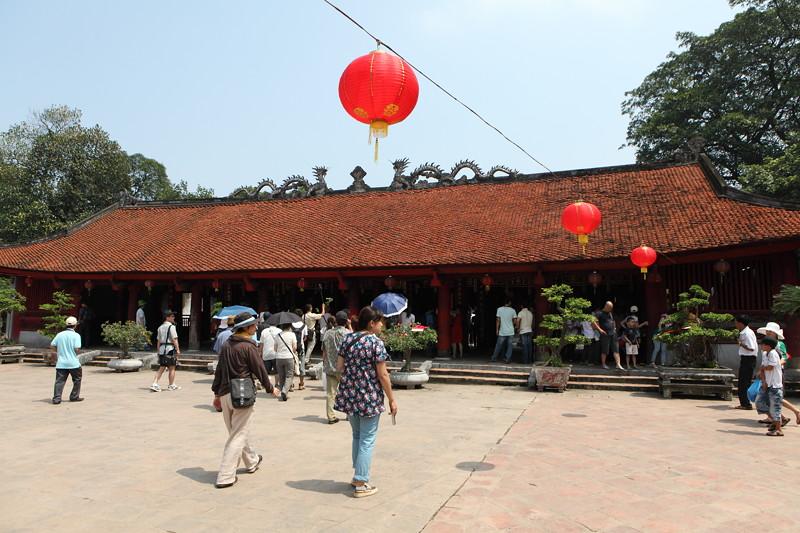 IMG_8317ベトナム旅行・ハノイにて