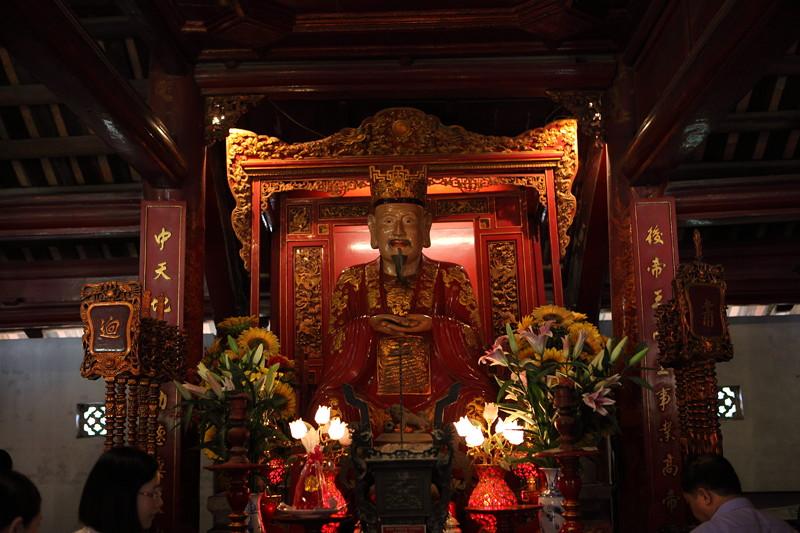 IMG_8322ベトナム旅行・ハノイにて