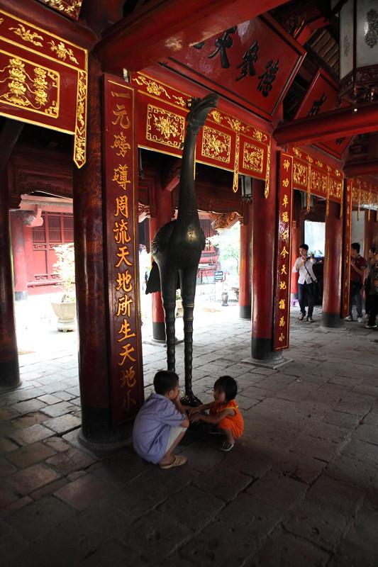 IMG_8328ベトナム旅行・ハノイにて