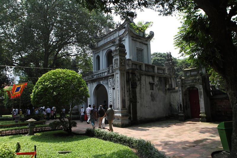 IMG_8337ベトナム旅行・ハノイにて