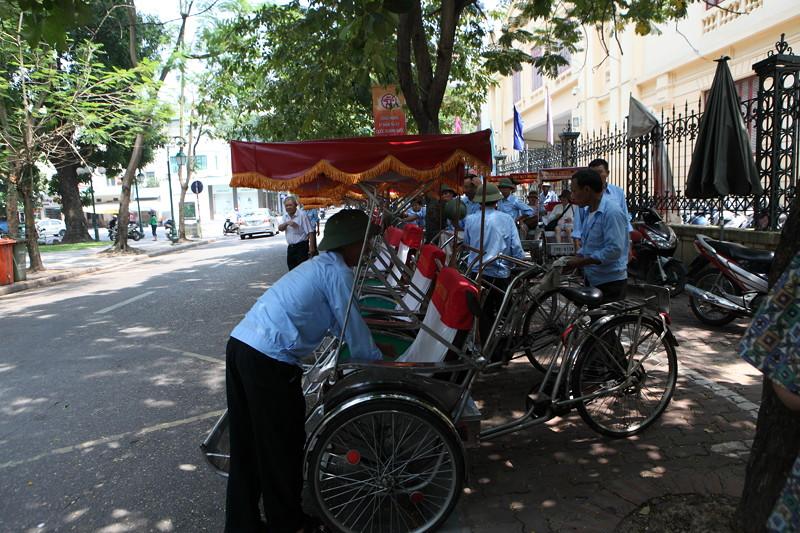 IMG_8342ベトナム旅行・ハノイにて