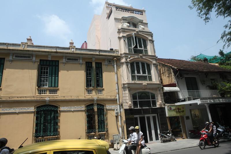 IMG_8338ベトナム旅行・ハノイにて