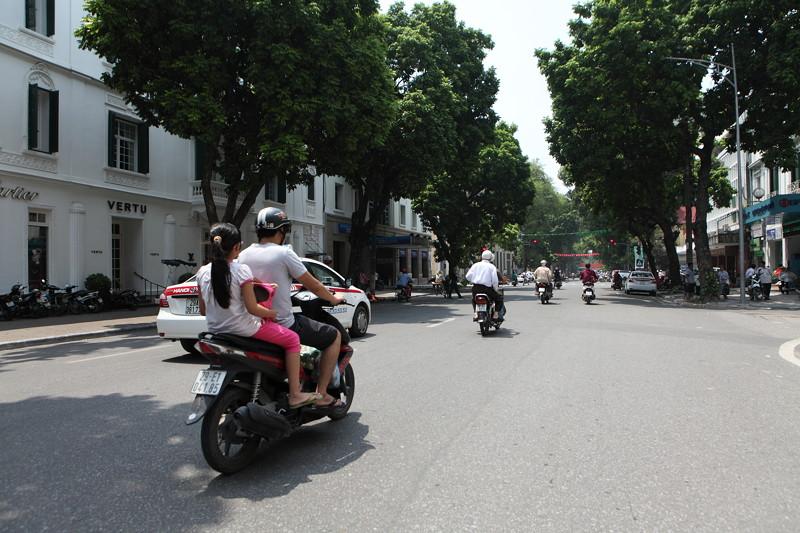IMG_8370ベトナム旅行・ハノイにて