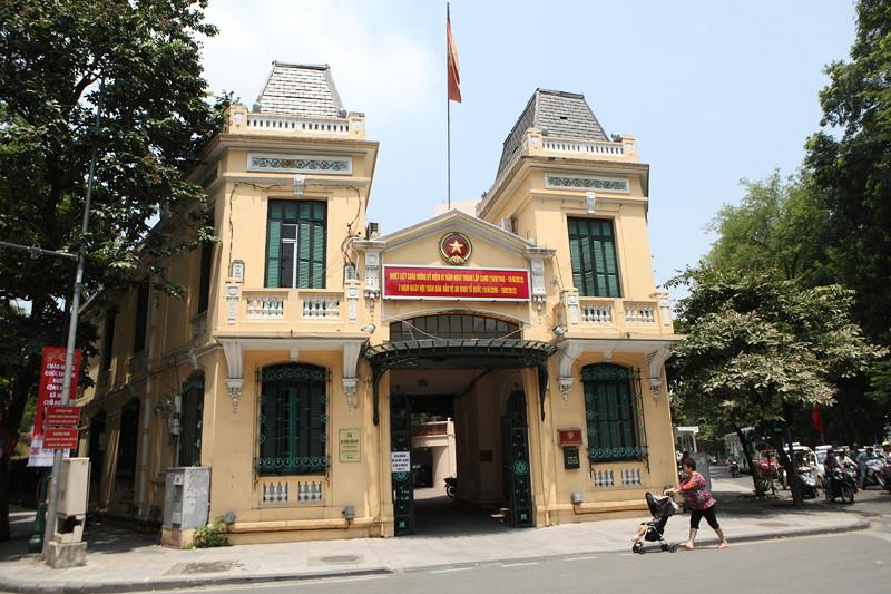 IMG_8398ベトナム旅行・ハノイにて