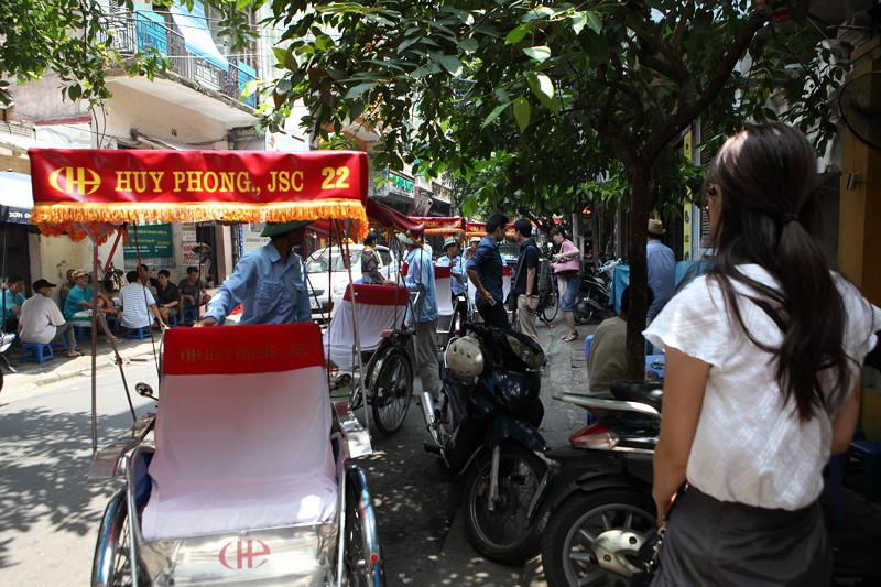 IMG_8431ベトナム旅行・ハノイにて