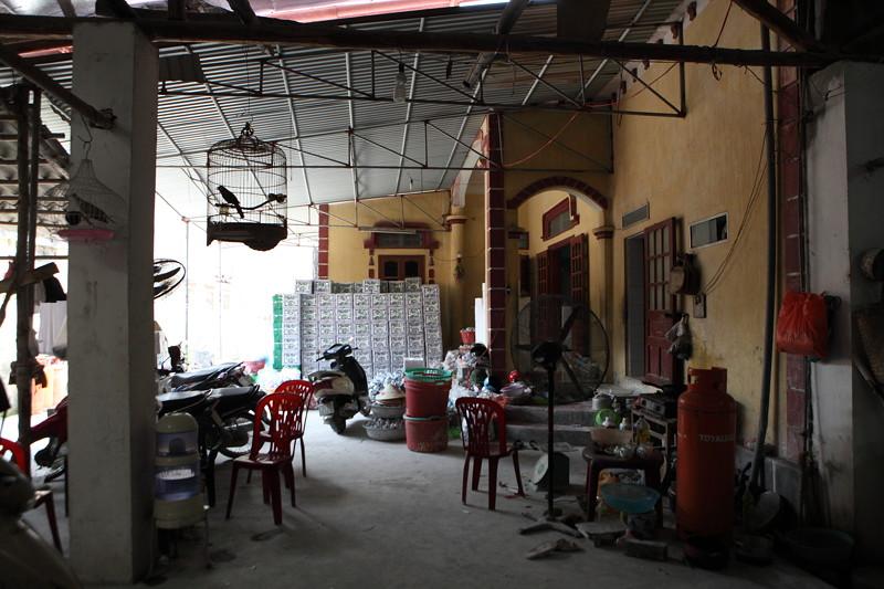 IMG_8459ベトナム旅行・ハノイにて