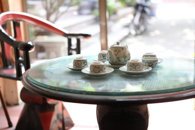 IMG_8497ベトナム旅行・ハノイにて