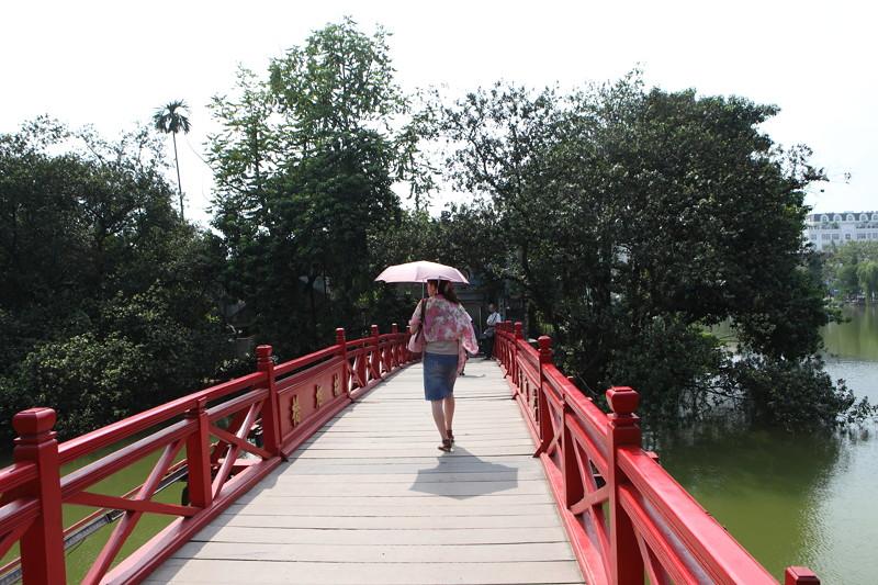 IMG_8513ベトナム旅行・ハノイにて