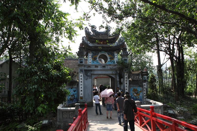 IMG_8515ベトナム旅行・ハノイにて
