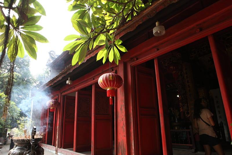 IMG_8518ベトナム旅行・ハノイにて