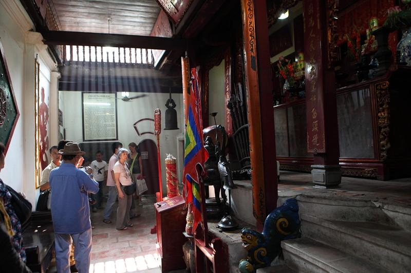 IMG_8521ベトナム旅行・ハノイにて