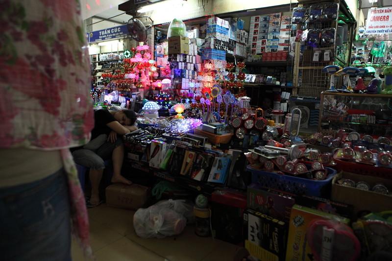 IMG_8598ベトナム旅行・ハノイにて
