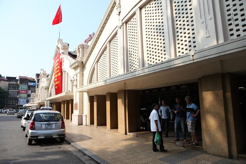 IMG_8652ベトナム旅行・ハノイにて