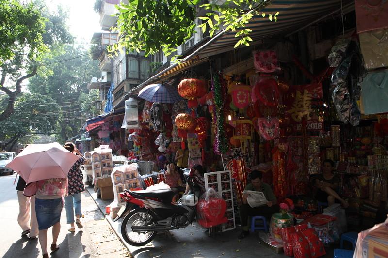 IMG_8661ベトナム旅行・ハノイにて