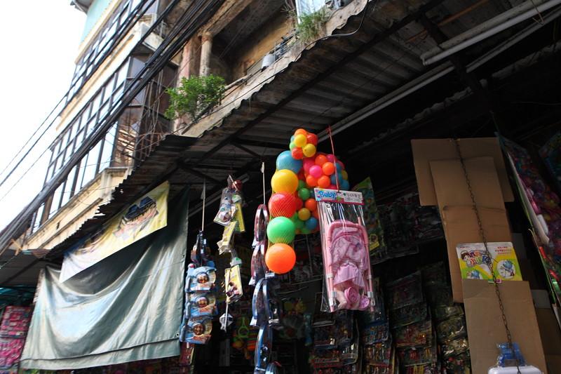 IMG_8673ベトナム旅行・ハノイにて