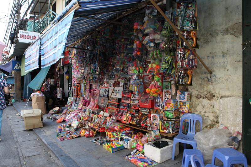 IMG_8690ベトナム旅行・ハノイにて