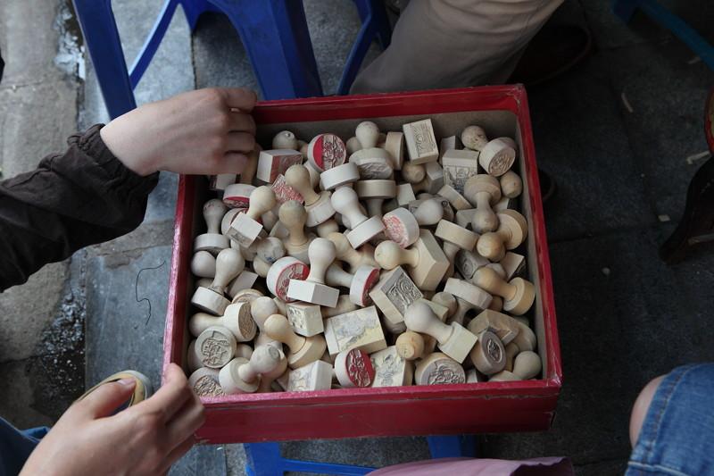 IMG_8712ベトナム旅行・ハノイにて