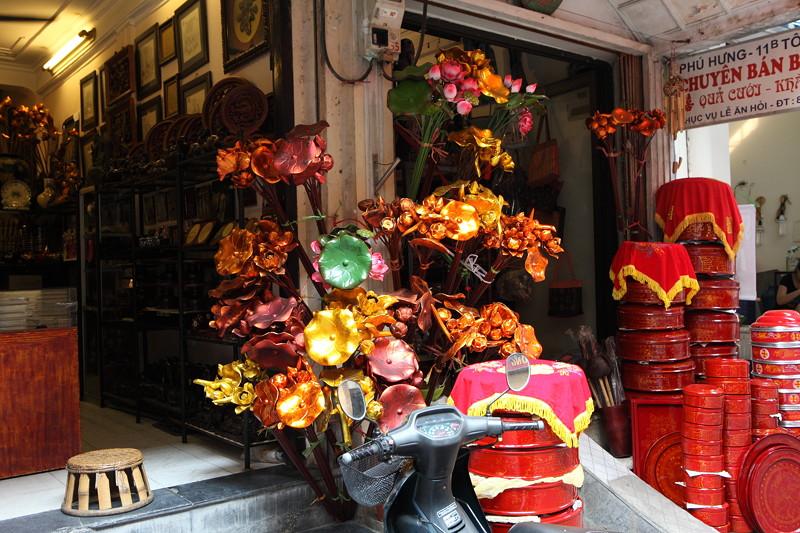 IMG_8715ベトナム旅行・ハノイにて