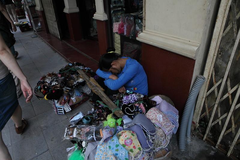 IMG_8721ベトナム旅行・ハノイにて