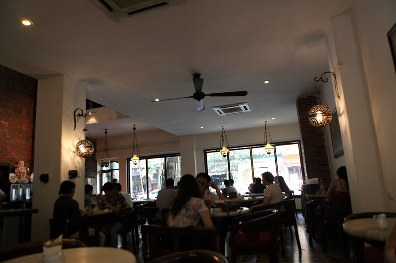 IMG_8727ベトナム旅行・ハノイにて
