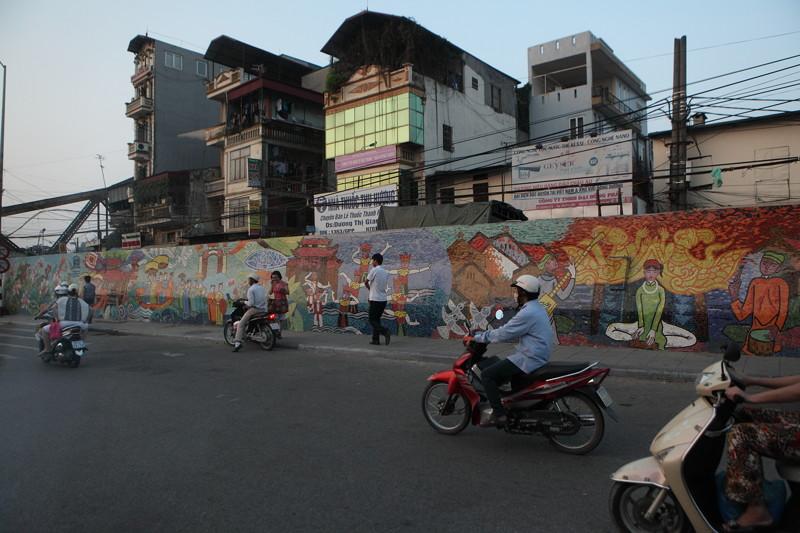 IMG_8749ベトナム旅行・ハノイにて