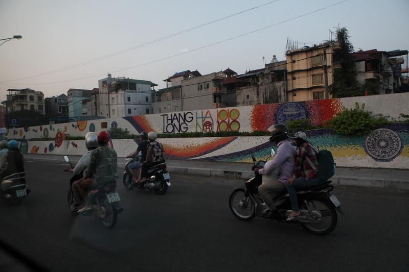 IMG_8754ベトナム旅行・ハノイにて