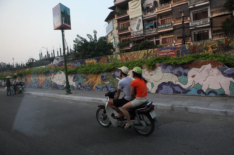 IMG_8758ベトナム旅行・ハノイにて