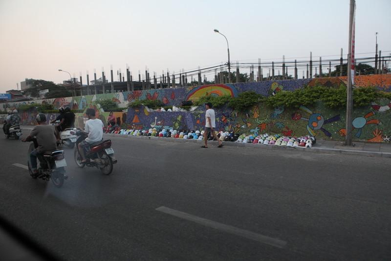 IMG_8760ベトナム旅行・ハノイにて