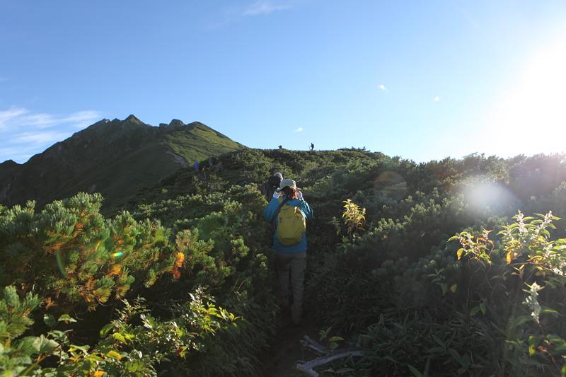 IMG_8896北アルプス西穂高岳登山