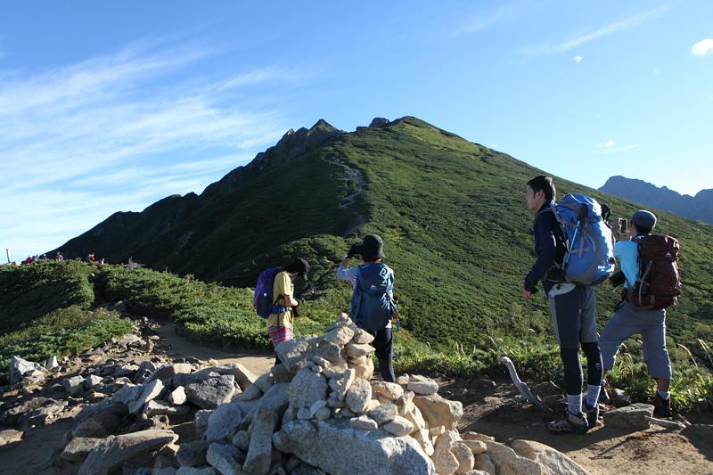IMG_8903北アルプス西穂高岳登山