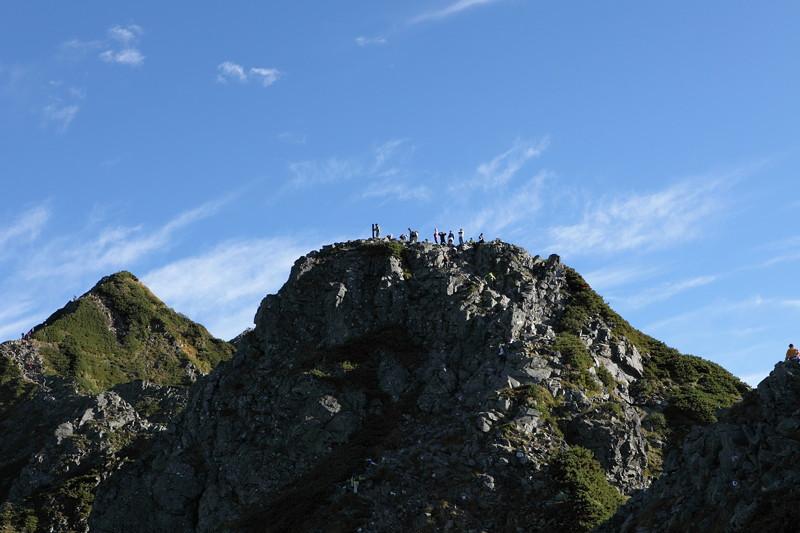 IMG_8925北アルプス西穂高岳登山