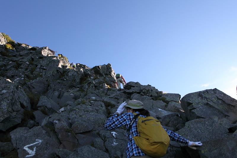 IMG_8929北アルプス西穂高岳登山