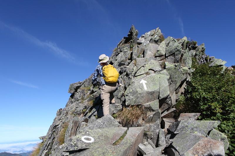 IMG_8947北アルプス西穂高岳登山