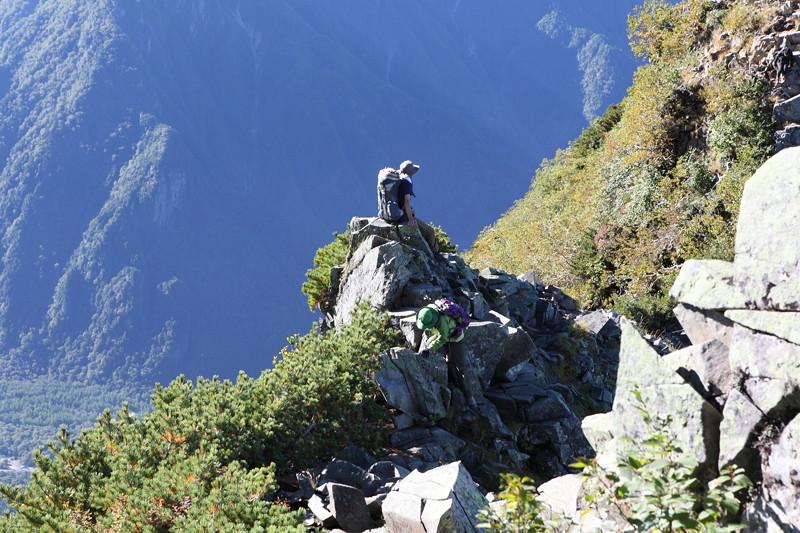 IMG_8949北アルプス西穂高岳登山