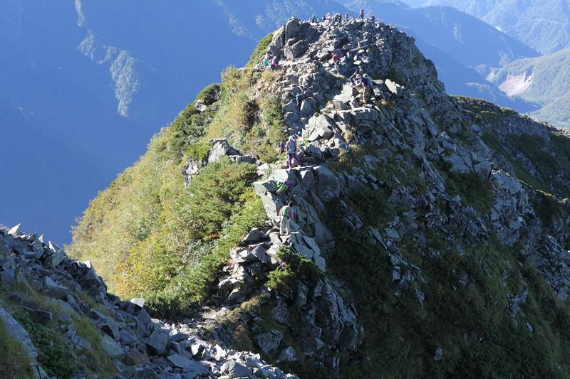 IMG_8953北アルプス西穂高岳登山