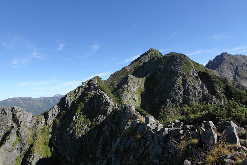 IMG_8956北アルプス西穂高岳登山