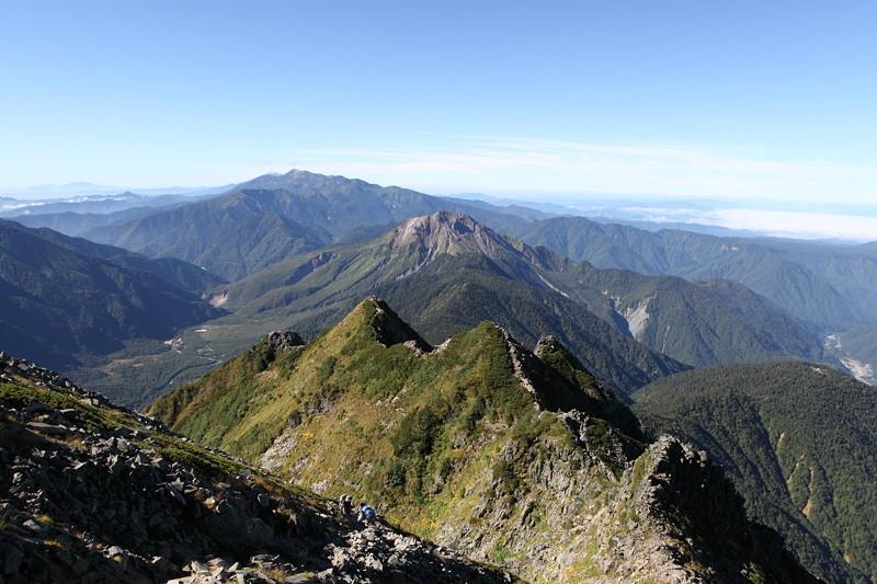 IMG_8982北アルプス西穂高岳登山