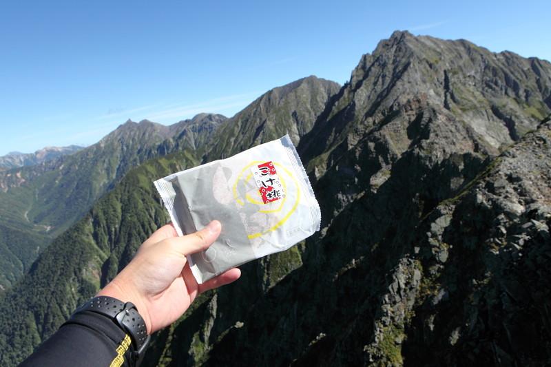 IMG_9008北アルプス西穂高岳登山