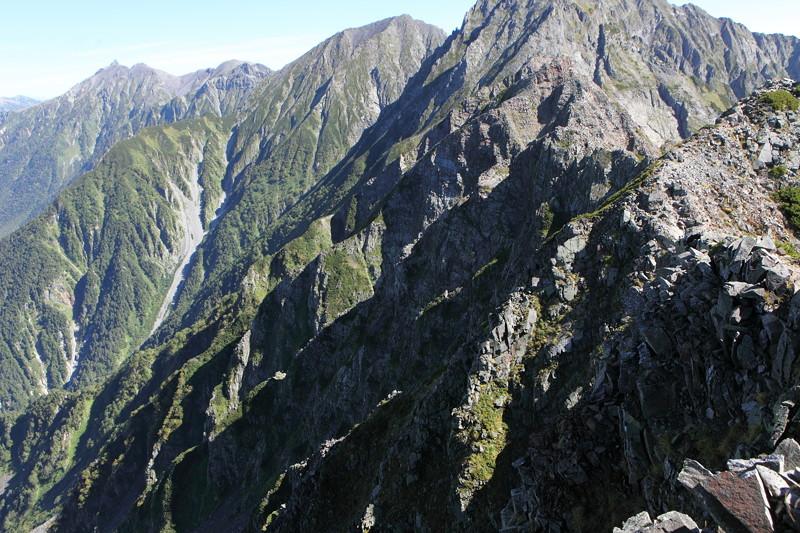 IMG_9011北アルプス西穂高岳登山
